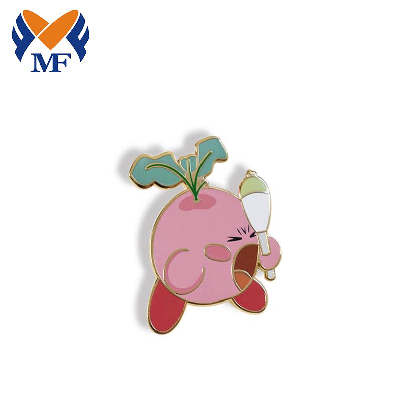 Kirby Holding Moobong Pin