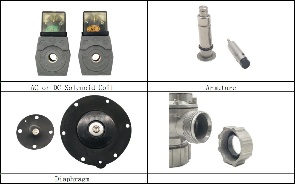 Details about CA45DD diaphragm valve with dresser nut: