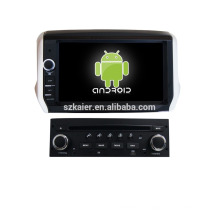 "8 ""Auto DVD-Player, Fabrik direkt! Quad-Core, GPS, Radio, Bluetooth für Peugeot 208/2008"
