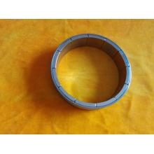 Rotor magnets for permanent magnet motors