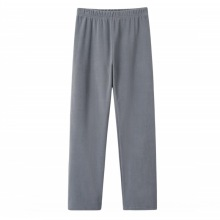 Men's Micro Fleece Pants Elastic Waist