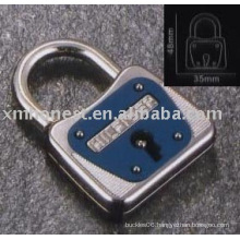 bag pad lock