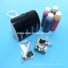 T2521-T2524 СНПЧ для Epson СНПЧ система для Epson принтера WF-3620/3640/7610/7620 СНПЧ с Чип и картридж