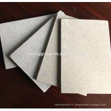 Panneau de ciment de fibre d'isolation thermique
