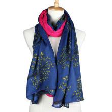 Леди мода печатных вискоза шарф (YKY1023-3)