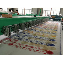 Reasonable Price Flat Embroidery Machine for Window Curtain