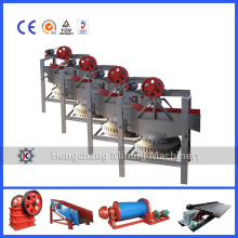barite ore beneficiation plant jig separator