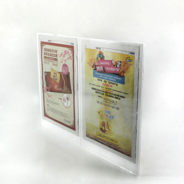 Big Size Wall Mounted Acrylic Paper Holder