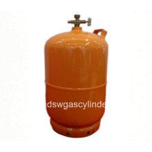 GB Cilindro de Gás Liquefeito Padrão de Gás LPG do Cilindro de Gás de Petróleo