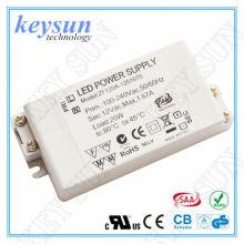 AC-DC 48W 1000mA 48V AC-DC Voltagem constante LED Driver Fonte de alimentação com UL CUL CE