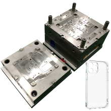 Professional Moulding Manufacture Design Mobile Shell Mould Custom Phone Case Mold For iphone 13