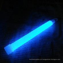 brilho azul varas decoração de Natal