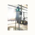 Waste gas filtering industrial cyclone dust extractor