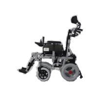Silla de ruedas de motor eléctrico plegable ligero