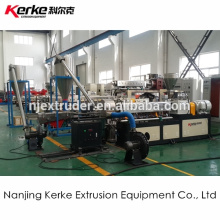 20-100kg high torque HDPE filler compound extruder