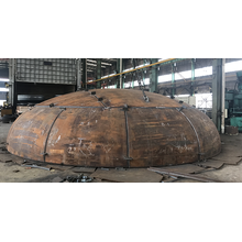 Chinese Professional for Carbon Steel Flange Only Dished Head Dish head segment carbon steel supply to Mexico Manufacturers