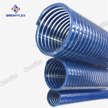 PVC Ribbed Flexible Suction Corrugated Hose / Tube