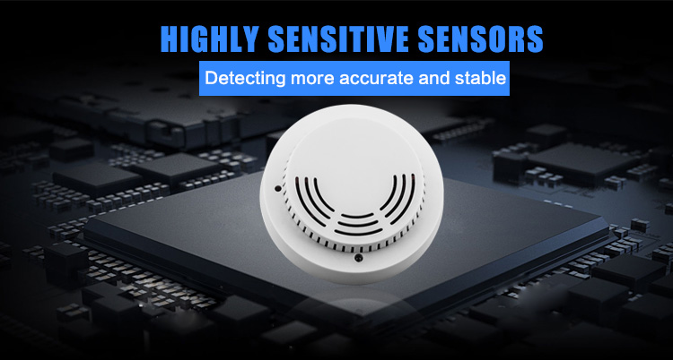 Sensitive Smoke Detector