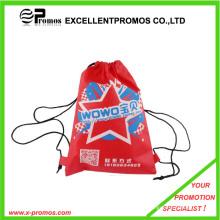 Promotional Custom Non Woven Blank Drawstring Bag (EP-B9137)
