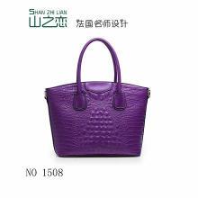 the crocodile grain female bag 1508