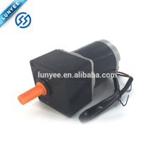 250w high torque low rpm dc gear motor