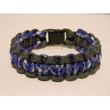Anti-Beihilfen Paracord Armband Mischfarbe