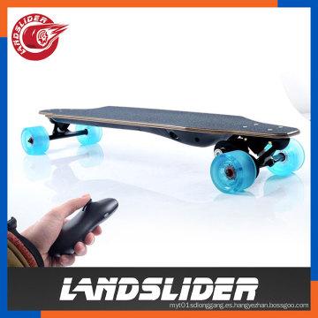 Nuevo bajo precio inalámbrico Cruise Control Electric Skateboard