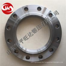 Kohlenstoffstahl und Q235, A105, C22.8, Pg265h Stahl Fittings und Flansche