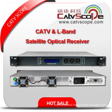 High Performance CATV & L-Band Satellite Optical Receiver