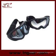 UV400 Lunettes de Desert Storm lunettes de neige Ski cyclisme lunettes de protection équitation