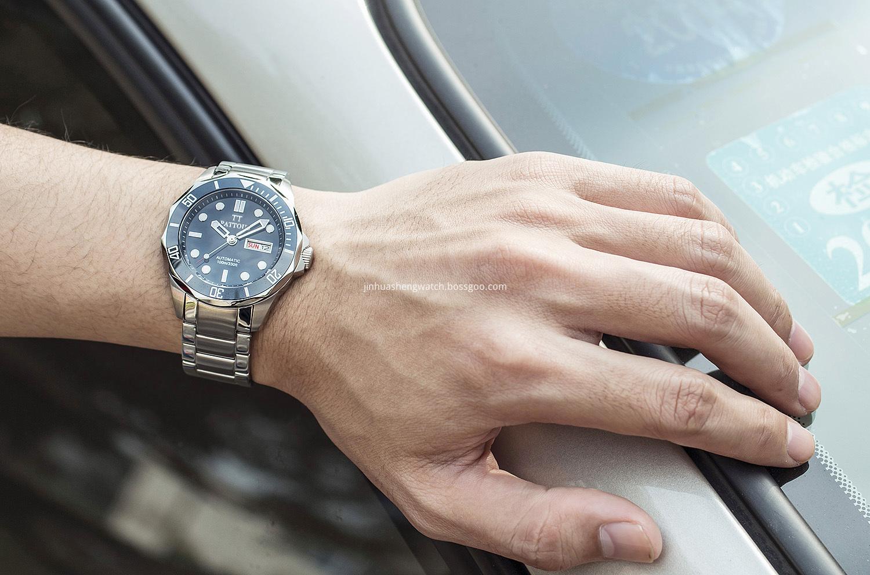 mechanism watches