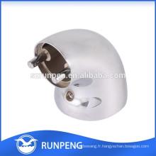 L'utilisation du boîtier en alliage de zinc moulé sous pression pour la lumière Led