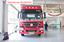 Chinese sinotruk howo 6x4 10-wheel 6x4 container truck for sale