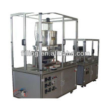 AUTOMATIC HOT FILLING & CAPPING MACHINE
