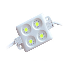 Módulo do diodo emissor de luz do branco 5050 4PCS 12V 55 * 34mm