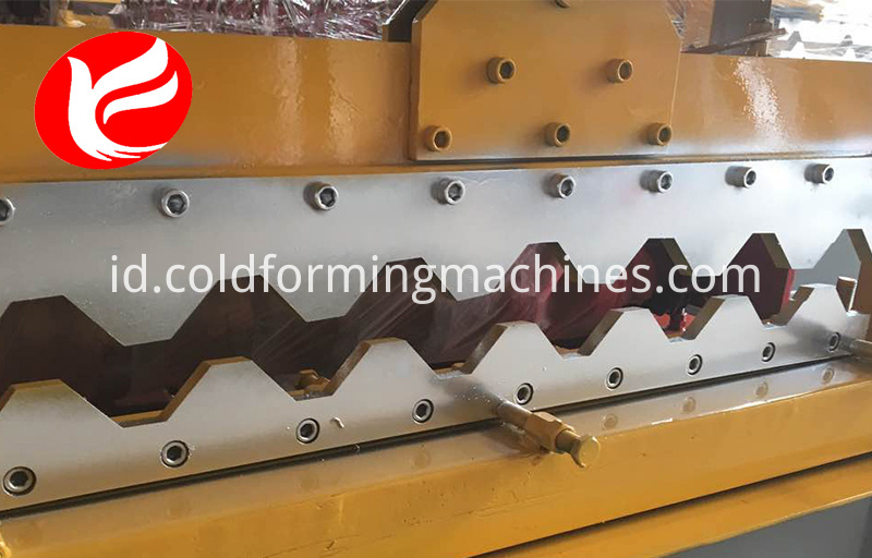wall panel making machine 3