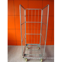 Rolling Container Mesh Roll Cage