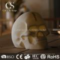 Nouveau produit personnalisé crâne forme table veilleuse
