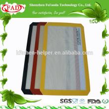 FDA Rectangle Beautiful cute fashionable silicone mat
