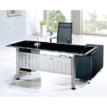 Modernes Stahl CEO Luxus Büromöbel Büro Schreibtisch