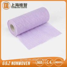 Очистка бытовых товаров многофункциональный супер абсорбент ткань nonwoven ткань