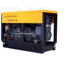 5kVA ~ 250kVA Deutz motor aire-refrigerado generador diesel