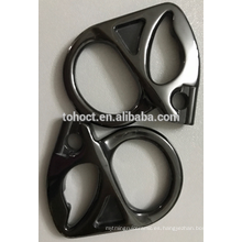 Venta caliente zirconia negro ZrO2 textil ojal de cerámica