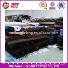 """T / C popeline T / C tecido liso tingido para camisas e bolsos T / C65 / 35 45X45 133X72 57/58 """"tecido estoque"""