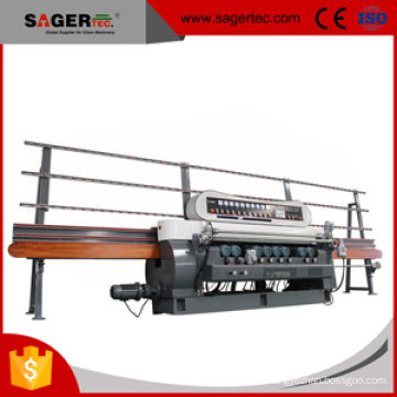 High Output Glass Beveling Machine