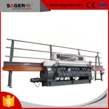 Máquina de biselamento de polimento plana de vidro