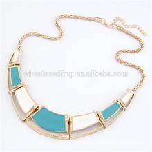 Sortierte Farben türkisches Display einstellbare Halskette Verschluss