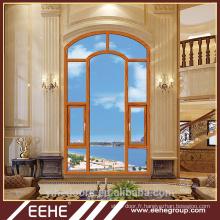 haute qualité nouveau design baie vitrée en aluminium