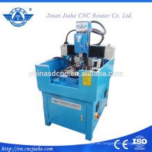 Kleine 4-Achsen-4040 CNC-Ring Graviermaschine für Außenfläche