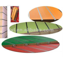 matt/magic/high glossy finish slotted mdf board